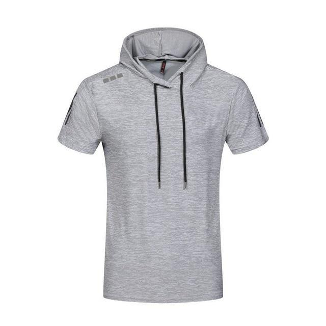 Quick Dry Hooded Shirt - Swag Vikings