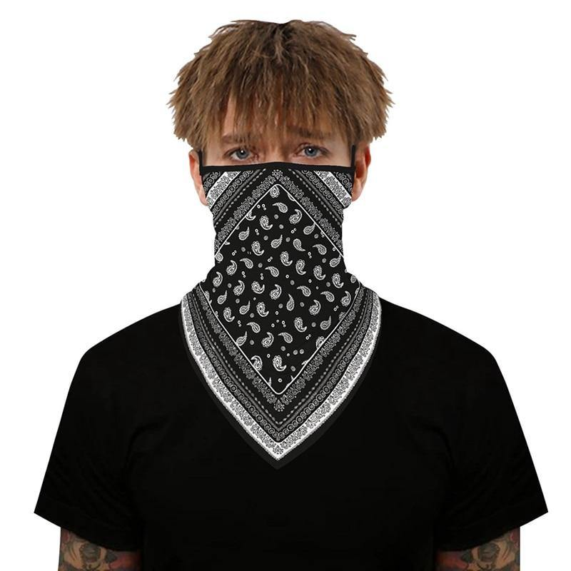 Face Scarf with Earloop - Swag Vikings