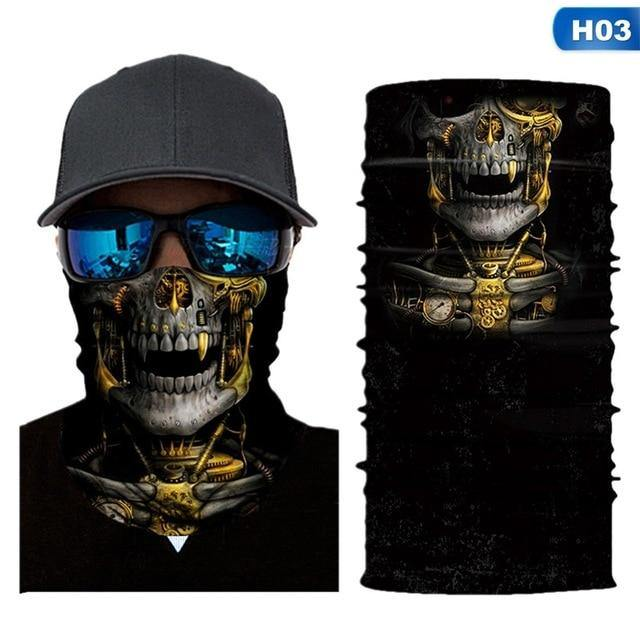 Outdoor Windproof Mask - Swag Vikings