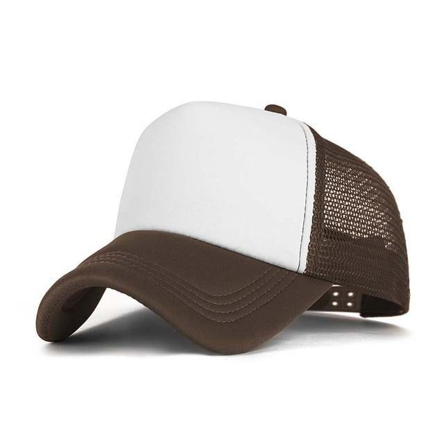 Breathable Mesh Snapback - Swag Vikings
