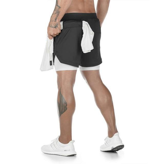 Men Shorts Sport gym Casual Shorts - Swag Vikings