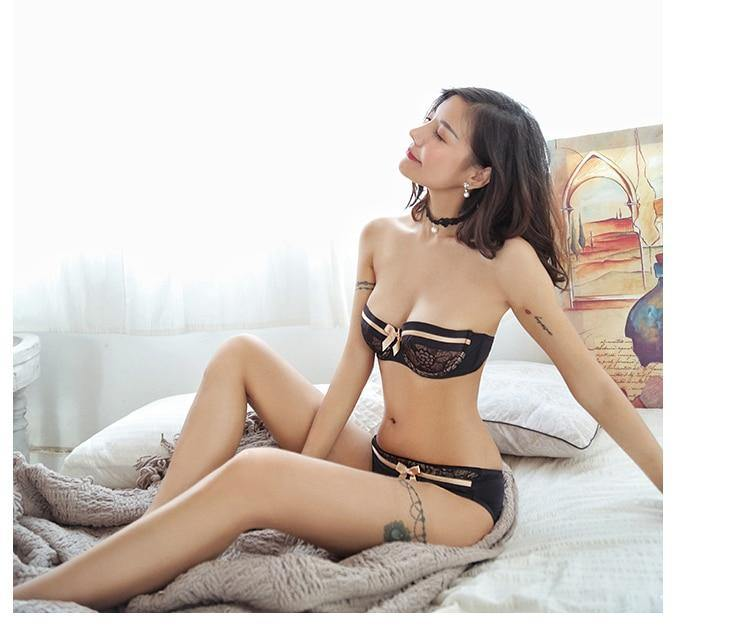 Lace Lingerie Set - Swag Vikings