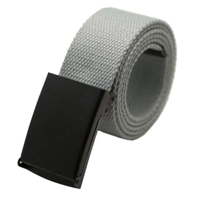 Army Tactical Canvas Belt - Swag Vikings