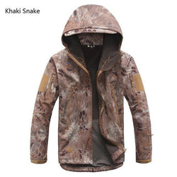 Military Tactical Windproof Jacket - Swag Vikings