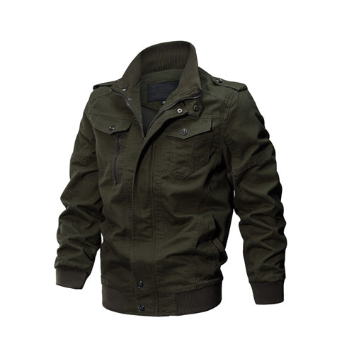 Tactical Army Bomber Jacket - Swag Vikings