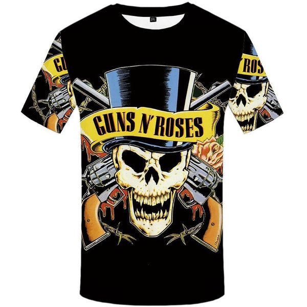 Guns n Roses T-Shirt - Swag Vikings