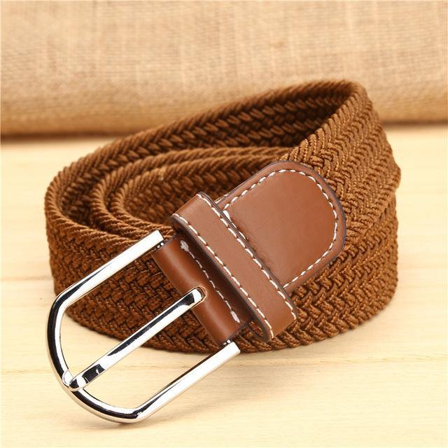 Casual Canvas Belt - Swag Vikings
