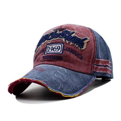 Classic Vintage 5 Panel Baseball Cap - Swag Vikings
