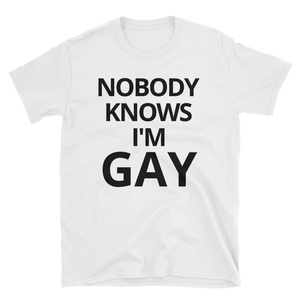 Nobody Knows - Gay