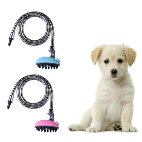 Multifunctional Pet Bath Sprayer - Kitty Puppies