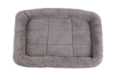 Large Dog BWarm Soft Blanket Bed - Kitty Puppies