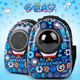 Astronauts Space Pet Shoulders Backpack - Kitty Puppies