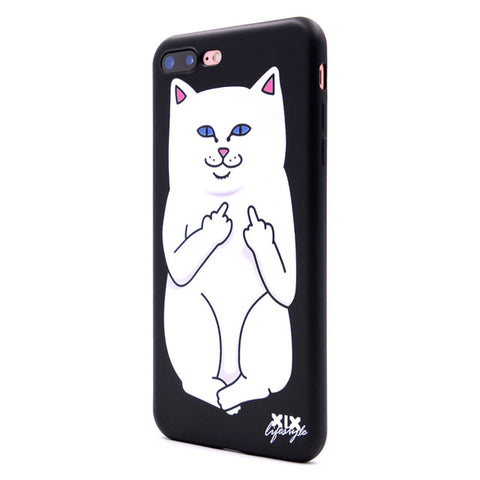 Cute Cat Soft TPU Iphone Case - Kitty Puppies