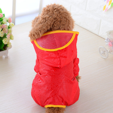 Dog Raincoat Waterproof for small animals - Kitty Puppies