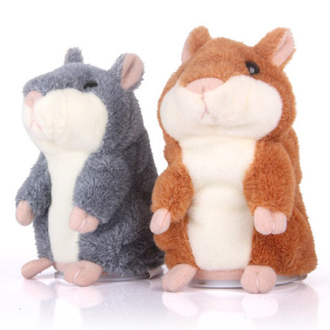 Funny Talking Hamster Toy - Kitty Puppies
