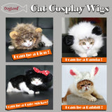 Adorable Wig for Cat or Small Dog Fancy Dress up - Kitty Puppies