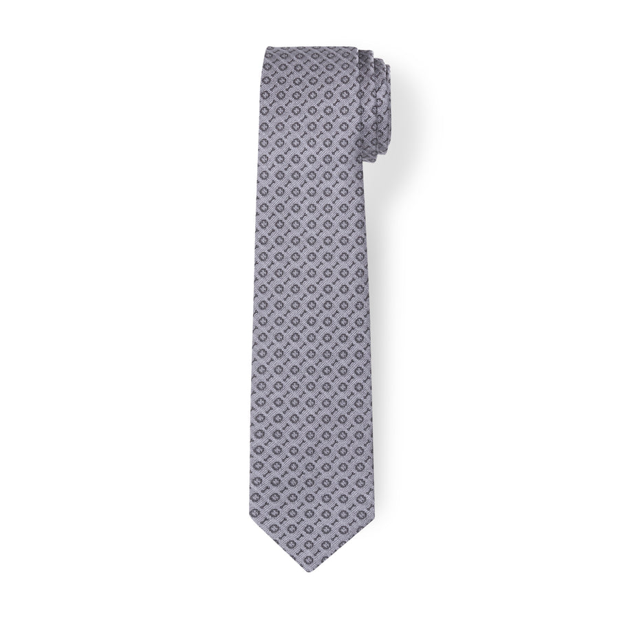 The Bike Tie - Slate Gray