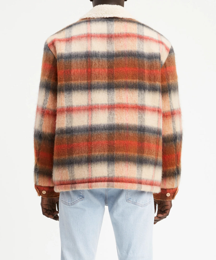 Levi's® Sherpa Ranch - Temescal Leather