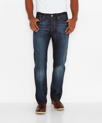Levi's® 514 Straight - Dark Wash