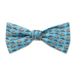 The Hat & Spur Bow Tie - Clear Sky Blue