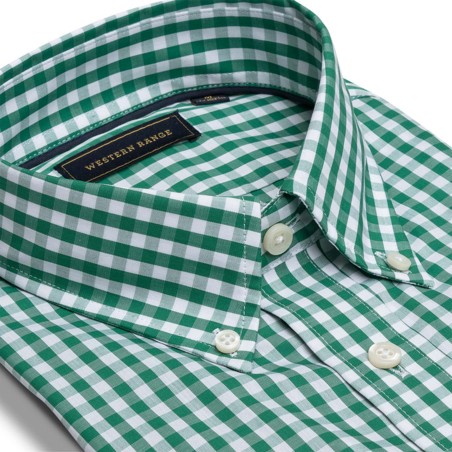 Snake River Sport Shirt in Green
