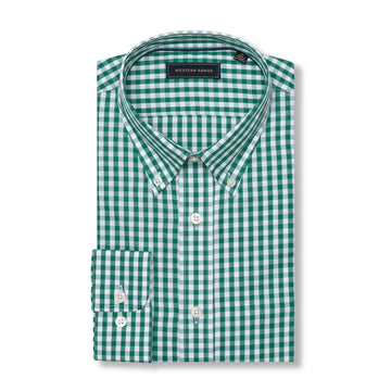 The Snake River Sport Shirt in Green