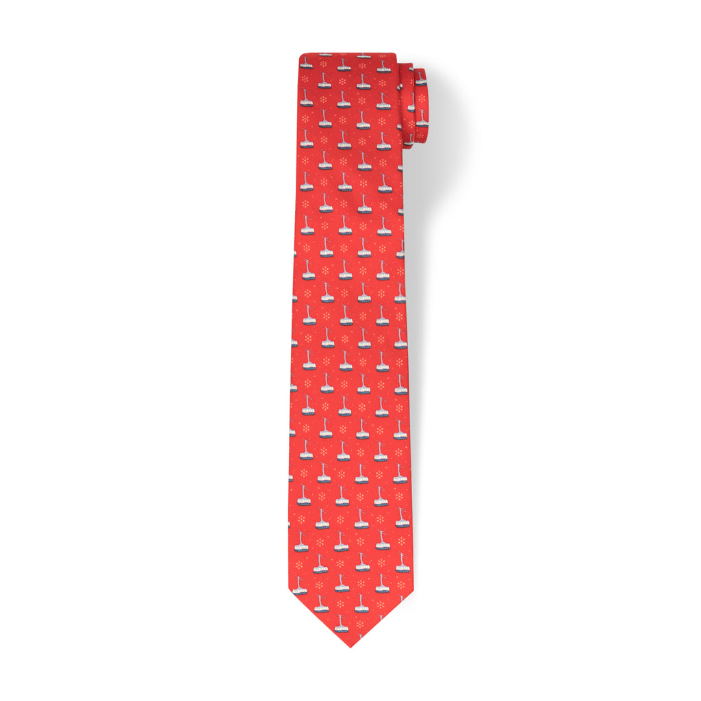 The Tram Tie - Big Red