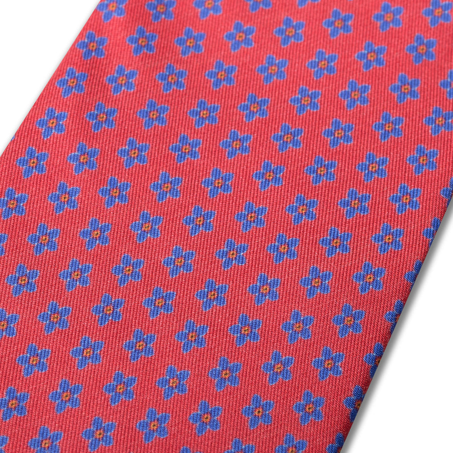 The Cornflower Tie - Sunset