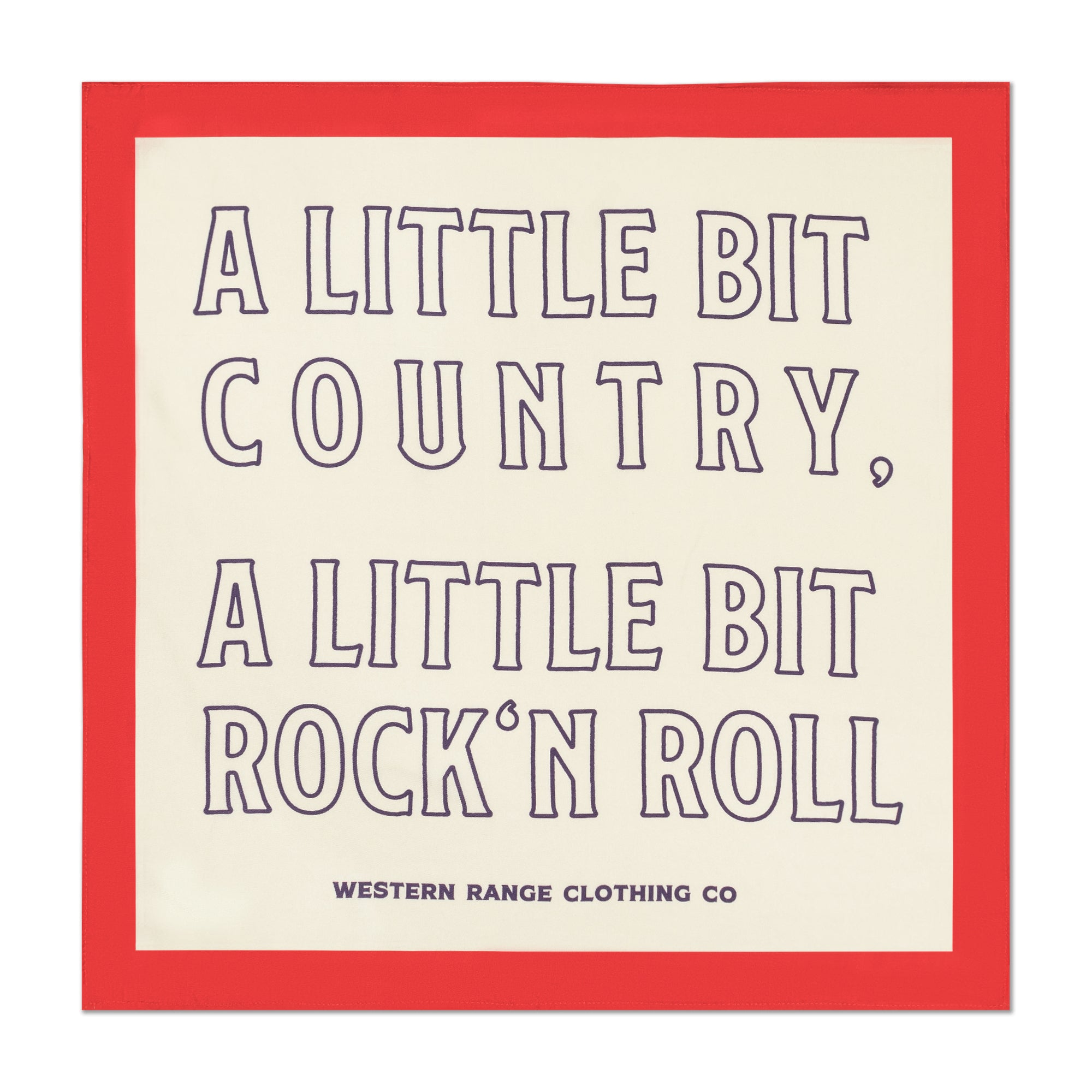 Wild Rag - A Little Bit Country