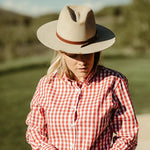 The Jenny Shirt - Red Gingham