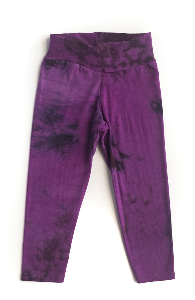 Black Plum Leggings