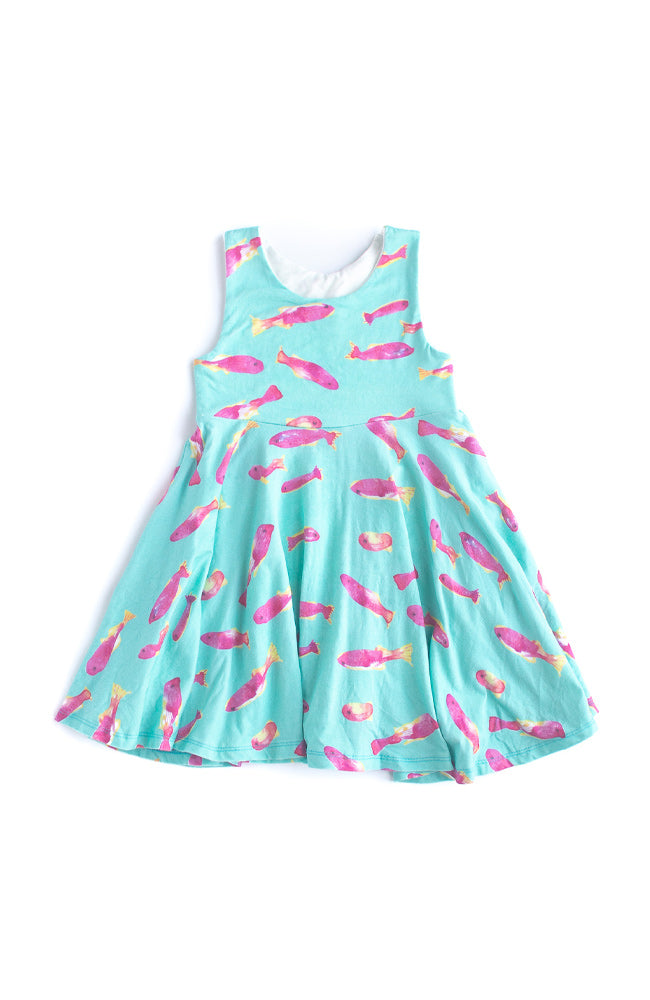 Fish Twirl Dress