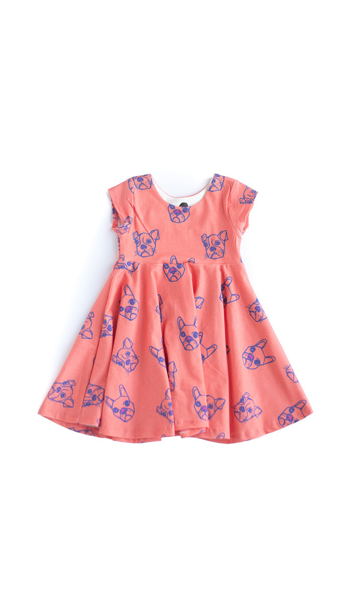 Dog Twirl Dress- Ready to Ship