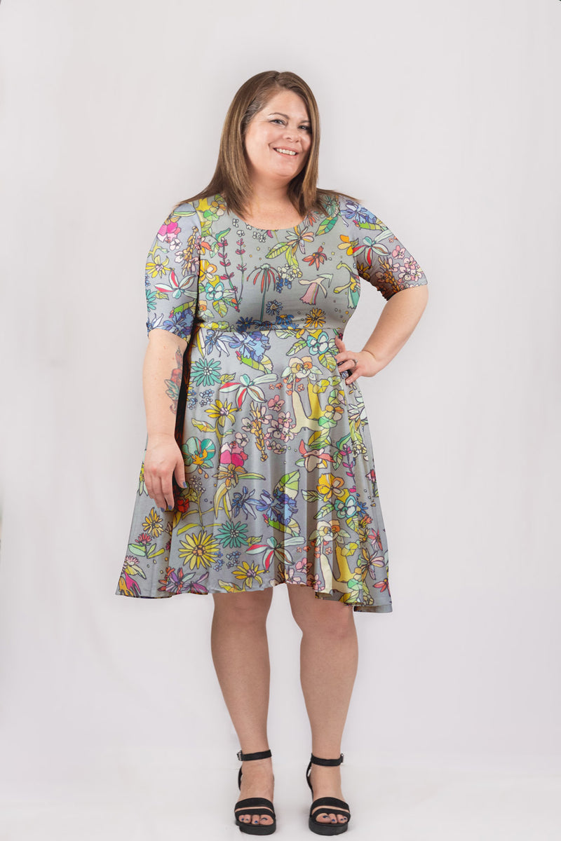 Flora Jardin Dress