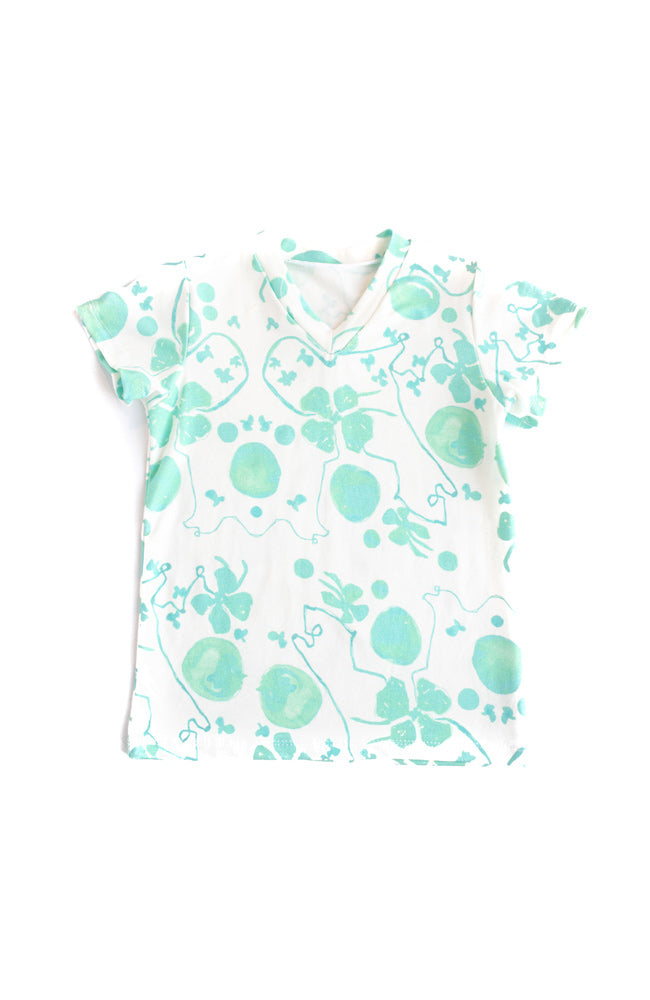 Blooming Vine Kids Tee