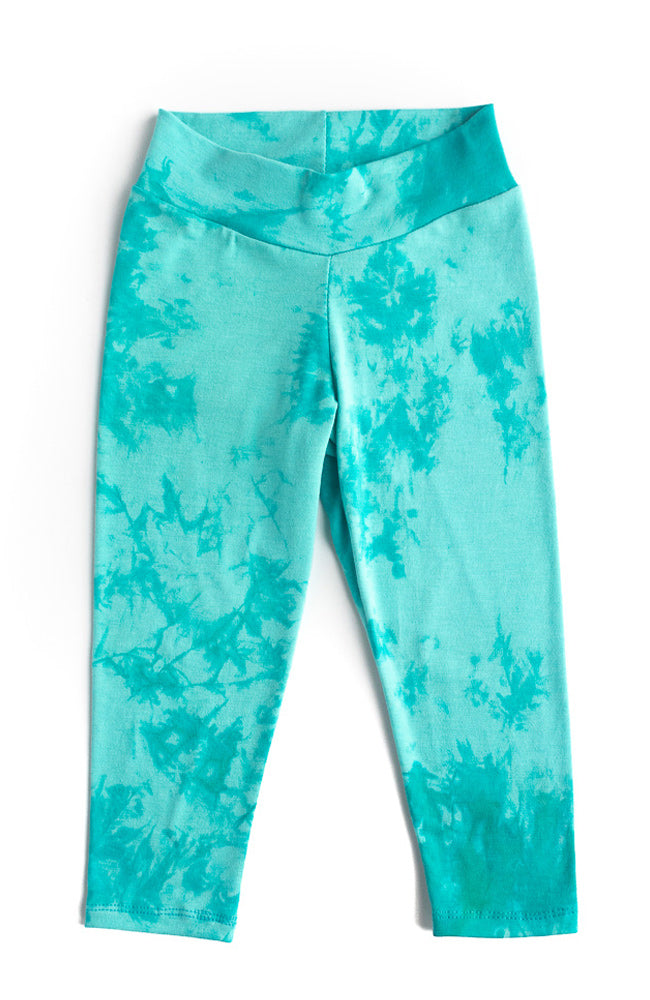 Minty Blue Leggings