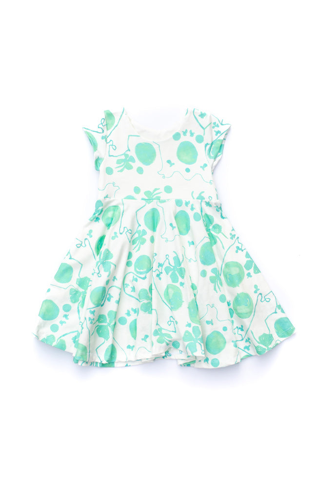 Blooming Vine Kids Dress