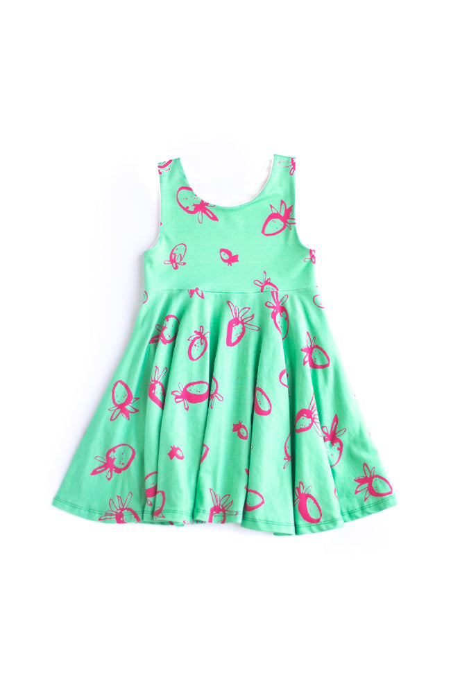 Silly Beasts Twirl Dress