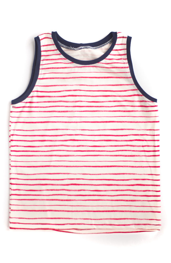 Thin Stripe Tank Top