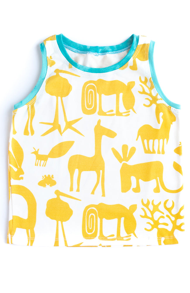 Silly Beast Tank Top