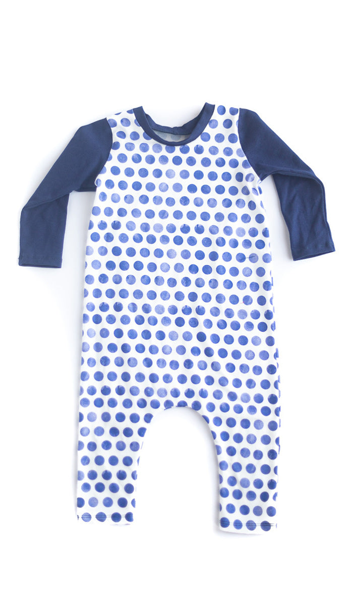 Tiny Polka Dot Romper