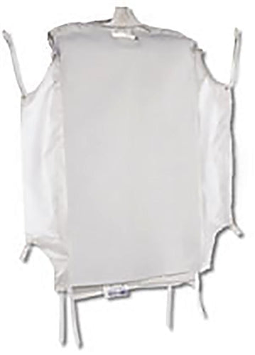211WL/HOOD AJAX CBS SLEEVER WHITE LARGE AIR BAG COVER W/HOOD