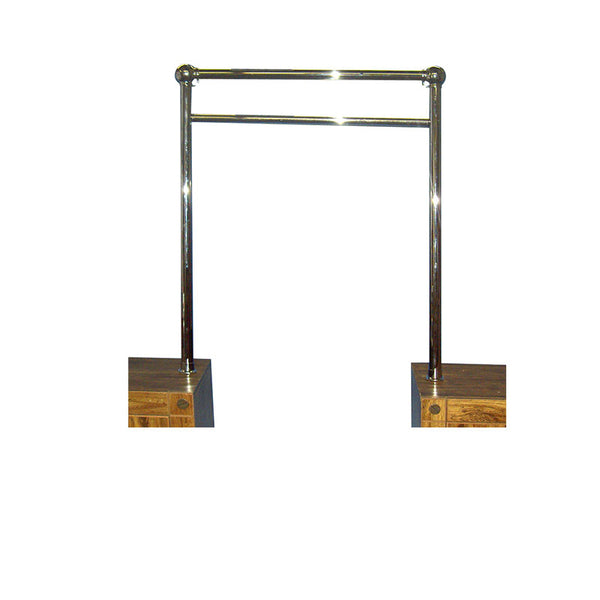 Chrome Counter Rack Bridge Type