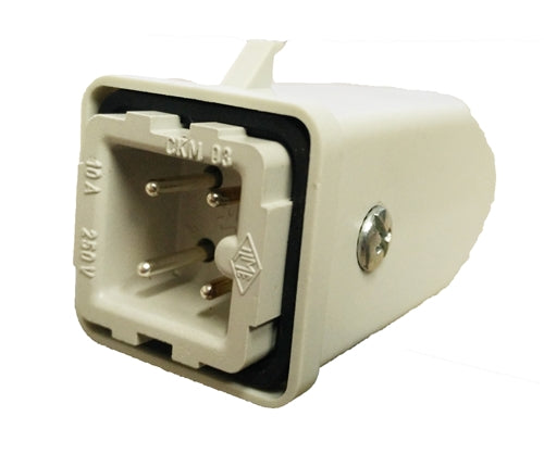 4 Wire ILME Plug for ACA1000