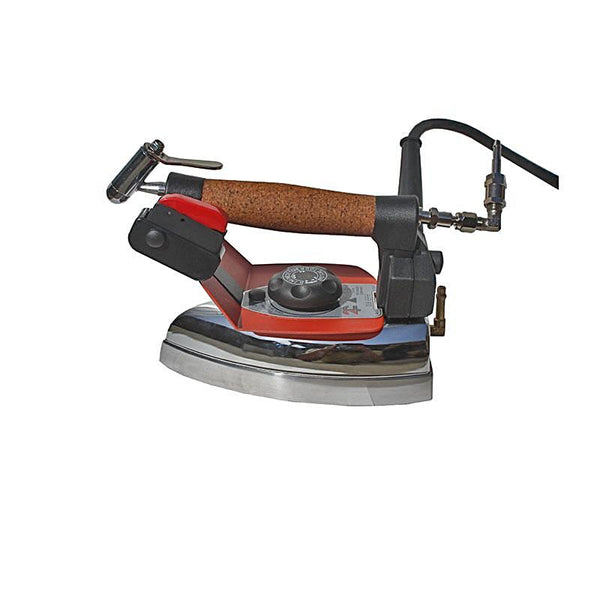 Cissell iron with water sprayer