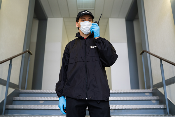 Security Guard Jobs During a Pandemic