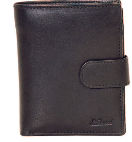 Black Flip Side Chelsea Wallet