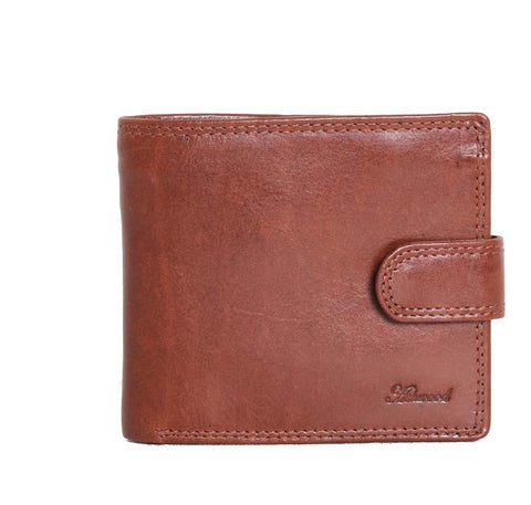Tan Eight Card Chelsea Wallet