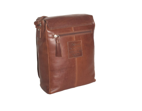 Large Tan Travel Flight Bag