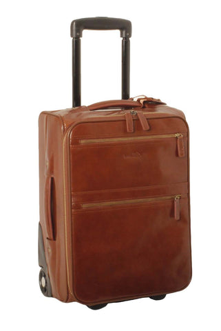 Chestnut Cabin SIze Trolley Bag
